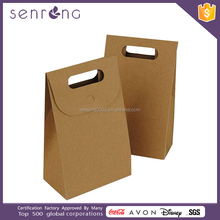 PB3005 high quality recycled kraft paper bags