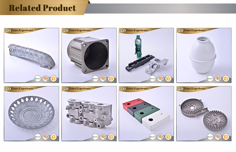 Anodized smart switch stainless steel /aluminum/zinc alloy die casting