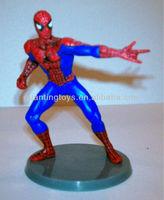 Plastic ben 10 figures