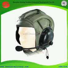 military use Tank helmet, tank helmet with communications
