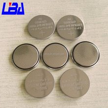Button Cell Coin battery Li-MnO button cell cr2025 3 volt lithium button cell battery