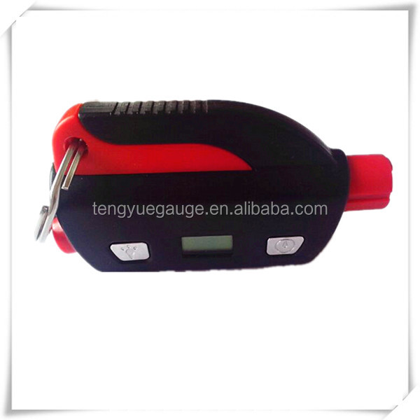 2015 Latest research and development of new tire pressure gauge by Tenyr