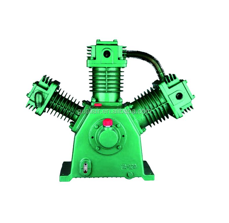 30bar fusheng type piston motor driven air pump compressor for Piston type air motor