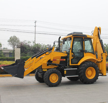 chinese best backhoe loader brands cheap price