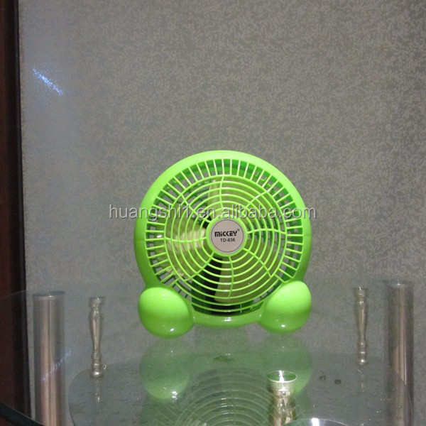 8 inch 6V mini fans battery operated fans for wholesale
