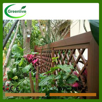Commerical Outdoor Removable Wood Fence