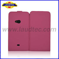 Laudtec New Products Colorful Flip Leather Pouch Case For Nokia Lumia 625 Made In China