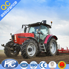 ISO9001 certificate agricultural tractor / tractor truck / wheel tractor type farm tractor front end loaders made in china