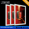 Edgelight AF19 online retail store sales a3 ultra slim light box with led strips
