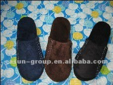 Household soft slippers for man/soft indoor slippers