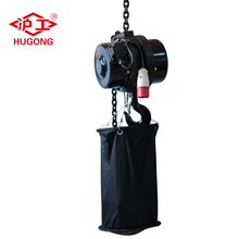 portable crane hoist 1ton electric chain hoist used for stage