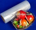 PE cling film for food packaging