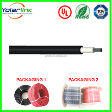 TUV Excellent Resistance 1000V DC mc3 mc4 solar PV connector cable