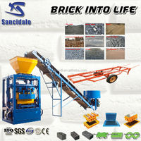 kerbstone brick making machine machinery industrial parts tools small construction machines