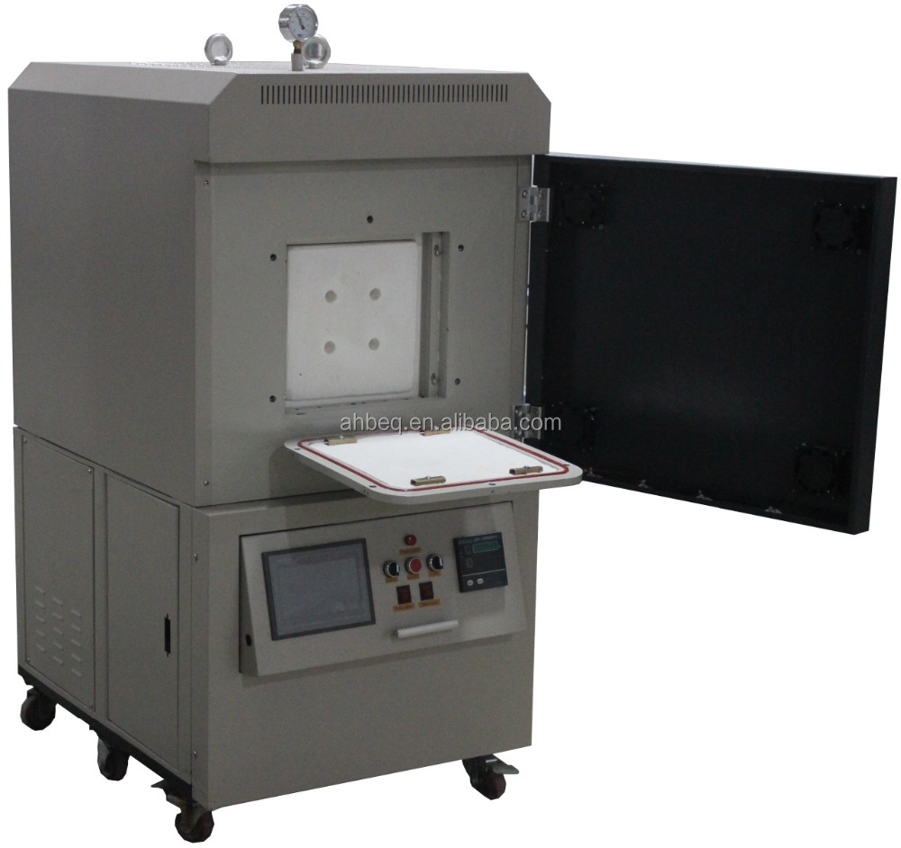 (18.7Liter)1700C Nitrogen Atmosphere Muffle Furnace For Laboratory Equipment ZMF-1700C-H2