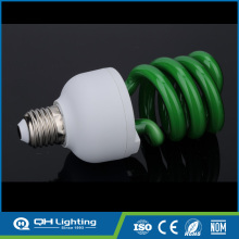 Lower price 20W half spiral cfl enery saving light bulb