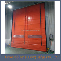 plastic small colorful best price high quality folding door STD-025