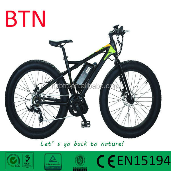 Hot sale 48v 1000w electric bike with EN15194 approved