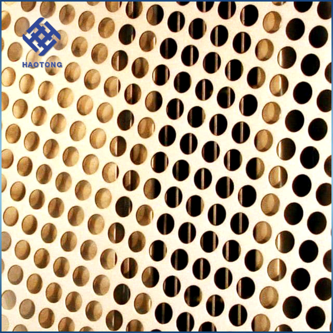 perforated metal sheets for crafts
