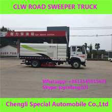 China Manufacture Road Cleaning Sweeper Truck For Sale