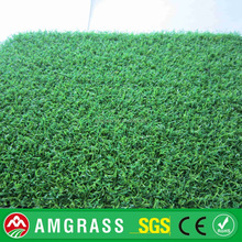 High UV test C shaped PE garden decoration artificial turf for landscaping