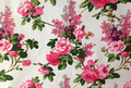 Printed Polyester Cotton Fabric Customizable Pattern