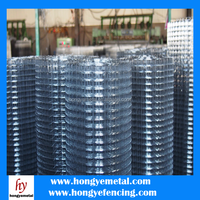 2014 Hot Sale! 304 316 3/4 Inch Stainless Steel Weld Wire Mesh