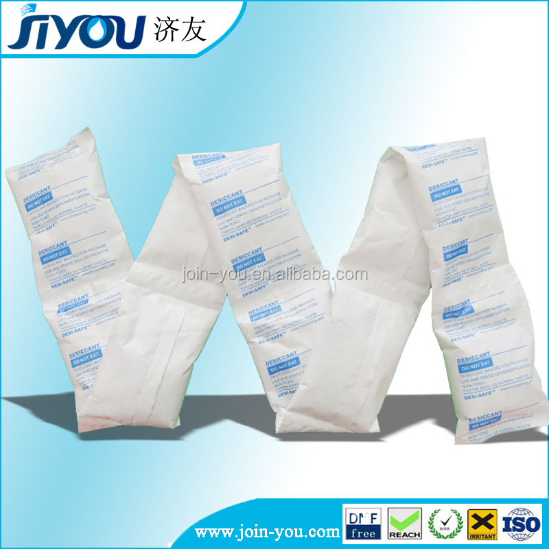 Industrial Humidity Bag Absorber/ Desiccant,China Factory Manufacturer