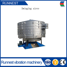 High quality long duration time sand rotary screen separator for factory use