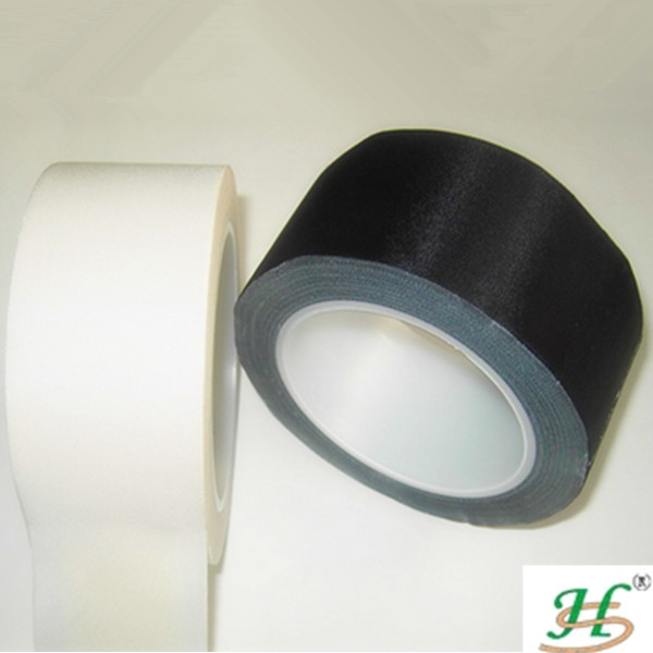 Solvent Resistant Acetate Fabric Tape With Rubber Adhesive For Coil Wrapping Insulation , Anti Acid & Alkali.