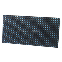 Blue Color P10 Led Module Wireless Led Sign Programmable Message Scrolling Board