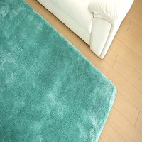 Oeko-tex 100 Certificate fabrics and textile 100%polyester shaggy carpet roll