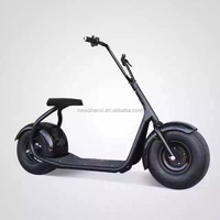 Cheap Fat Tire Off Road Stand Up 2 Wheel Electric Scooter, Electric Motorcycle For adult use
