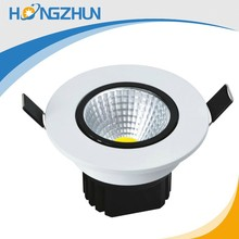 Dimmable Recessed 15w cob led ceiling light