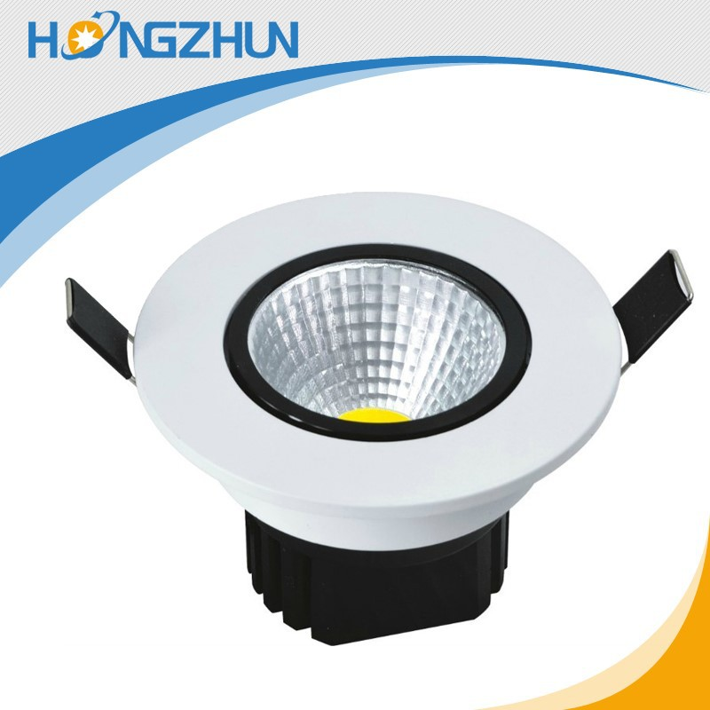 hot sales Dimmable Recessed 15w cob led ceiling light
