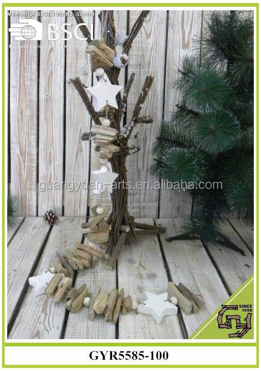 hot new design Christmas wooden hanger/ornament