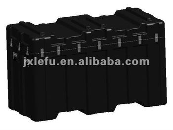Large waterproof plastic heavy truck tool box