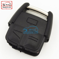 High Quatity Opel remote key shell 3 button Vauxhall Opel Astra Vectra Zafira Remote Key Fob opel remote key Shell