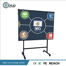 Best quality digital finger touch smart interactive whiteboard