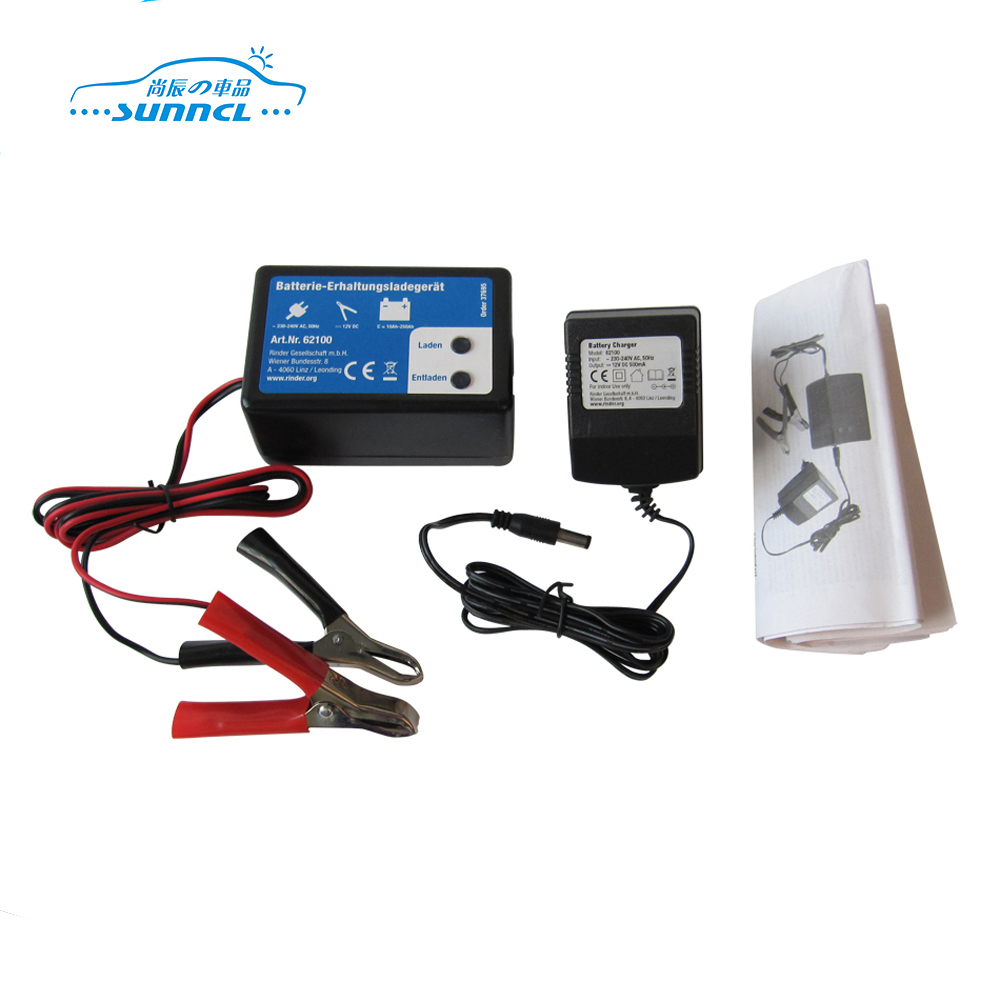 REACH certificated light weight total station battery charger
