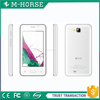 2017 China manufacturer 4 inch Spredtrum 6820 1200 mAh White smarphones android phone