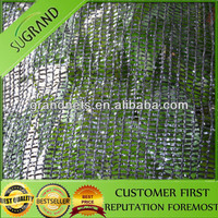 hdpe agricultural green shade net for vegetable and fruit,greenhouse sun shade net