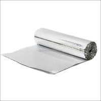 epe/xpe foam backed double sides aluminum foil