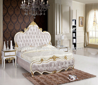China furniture supplier , Home Bedroom Furniture New Design Kingsize Bed