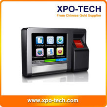 DC1634ID Touch Screen Attendance with Free Time Attendance Software