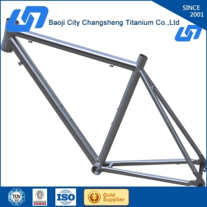 New design waltly titanium road bike frame
