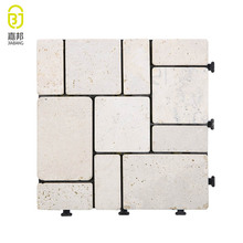 2018 new stone flooring tiles design low price white marble tile patio stone floor deck tile