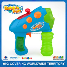 Wholesale Bubble Gun 2 in 1 Toy Soap Bubble Gun and Water Gun Toy