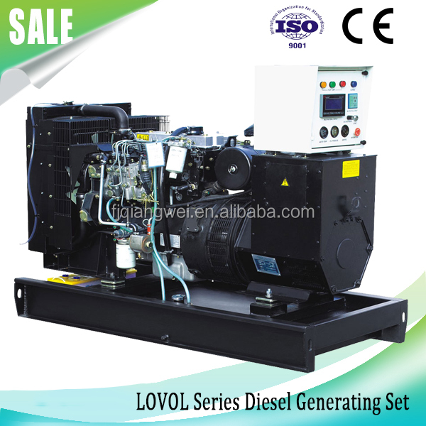 Lowest diesel generator with ISO range from 100kva to 1000kva