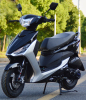 150cc Moto scooter de gasolina motocicletas for sale
